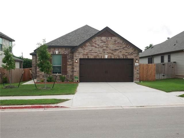 1611 Dragonfly Loop, Bastrop, TX 78602 (#6630852) :: Papasan Real Estate Team @ Keller Williams Realty