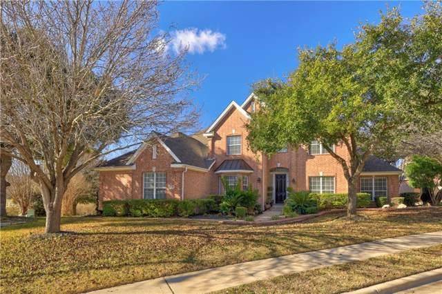 2122 Hilton Head Dr, Round Rock, TX 78664 (#6631829) :: R3 Marketing Group