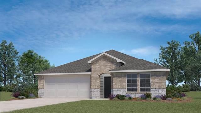 116 Ragnar Dr, Jarrell, TX 76537 (#6632198) :: Front Real Estate Co.