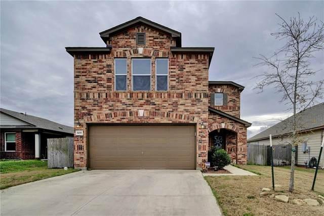 809 Estes Park, Taylor, TX 76574 (#6632444) :: Douglas Residential