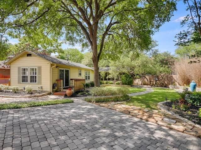 1506 Hillmont St, Austin, TX 78704 (#6633933) :: Ben Kinney Real Estate Team
