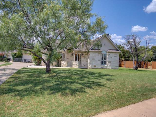813 Lacey Oak Cir, Marble Falls, TX 78654 (#6634268) :: 12 Points Group