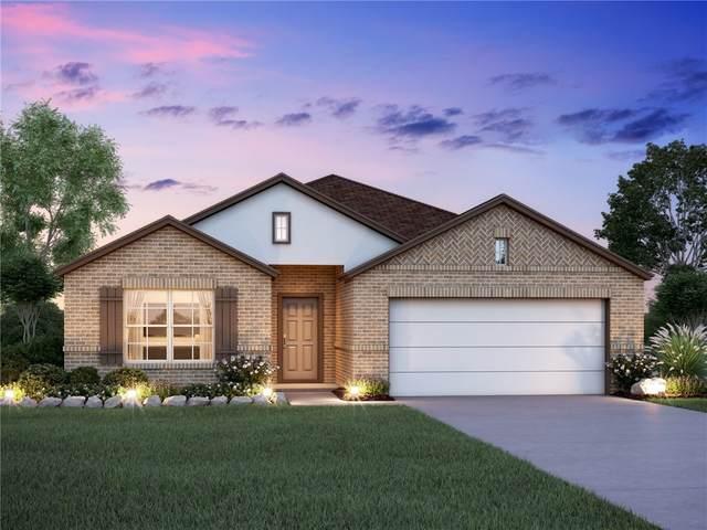 208 Bright Star Ln, Georgetown, TX 78628 (#6635008) :: Douglas Residential