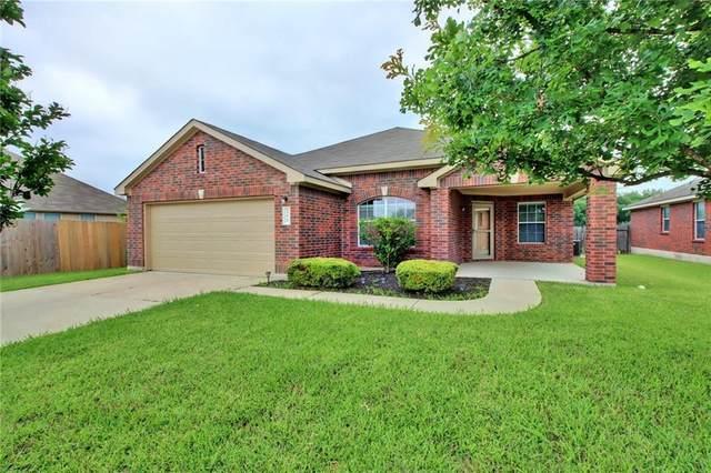 303 Floating Leaf Dr, Hutto, TX 78634 (#6636680) :: Papasan Real Estate Team @ Keller Williams Realty