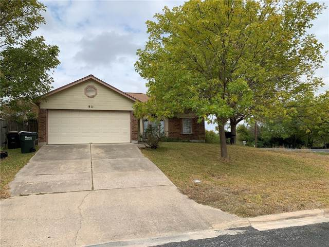 911 Iris Dr, Georgetown, TX 78626 (#6637967) :: The Heyl Group at Keller Williams