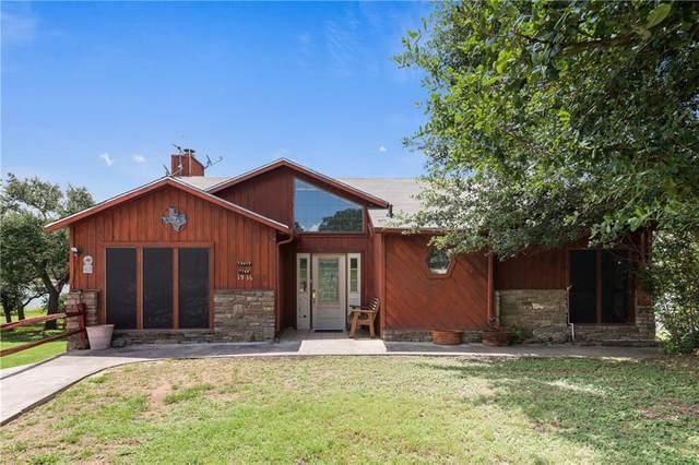 1936 County Road 140, Burnet, TX 78611 (#6639174) :: Papasan Real Estate Team @ Keller Williams Realty