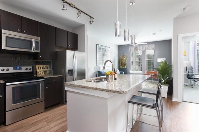1900 Barton Springs Rd #2025, Austin, TX 78704 (#6640476) :: Carter Fine Homes - Keller Williams NWMC