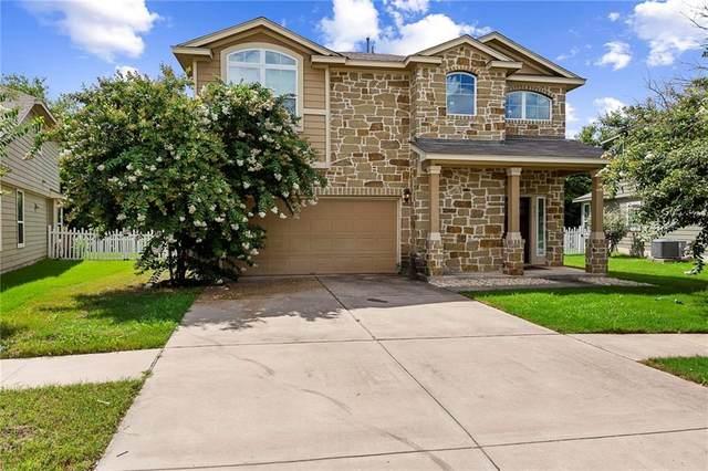 521 Trinity Bnd, Round Rock, TX 78664 (#6641497) :: Papasan Real Estate Team @ Keller Williams Realty