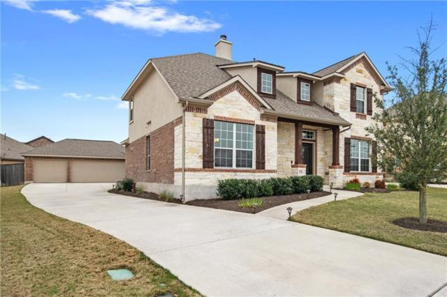 5009 Scenic Lake Dr, Georgetown, TX 78626 (#6643249) :: The Perry Henderson Group at Berkshire Hathaway Texas Realty