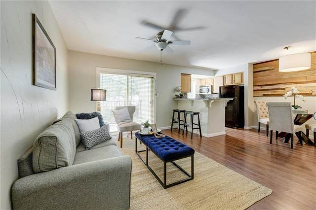3018 S 1st St #217, Austin, TX 78704 (#6644373) :: R3 Marketing Group