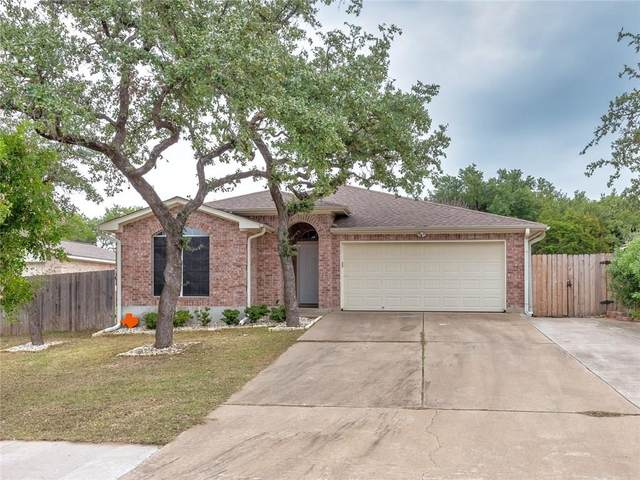 1905 Patriot Dr, Lago Vista, TX 78645 (#6644439) :: The Perry Henderson Group at Berkshire Hathaway Texas Realty