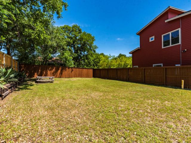 2508 Rosewood Ave, Austin, TX 78702 (#6644692) :: The Gregory Group