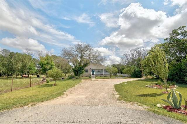 105 Deep Lake Cir, Liberty Hill, TX 78642 (#6646193) :: Papasan Real Estate Team @ Keller Williams Realty