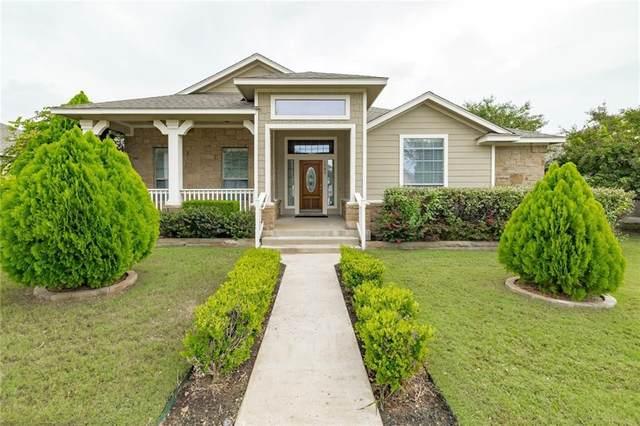 1706 Main St, Cedar Park, TX 78613 (#6647225) :: Watters International
