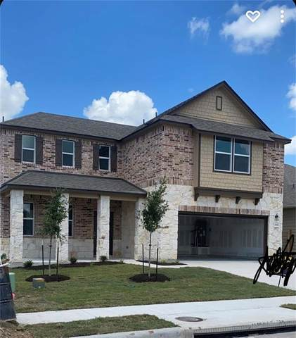 18820 Rushmore St, Manor, TX 78653 (#6647957) :: RE/MAX IDEAL REALTY