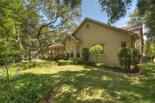 109 Yucca Cv, Georgetown, TX 78633 (#6648822) :: Papasan Real Estate Team @ Keller Williams Realty
