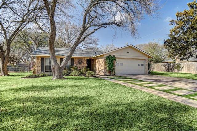 2702 Parker Dr, Georgetown, TX 78628 (#6649780) :: Realty Executives - Town & Country