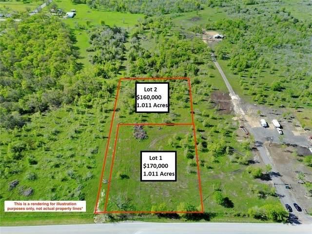 20407 Lockwood Rd Lot 1, Manor, TX 78653 (#6650268) :: Zina & Co. Real Estate
