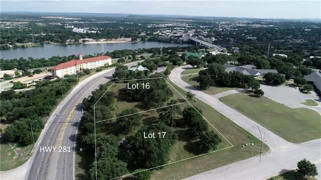 Lot 16 & 17 Steve Hawkins Pkwy, Marble Falls, TX 78654 (#6653121) :: RE/MAX IDEAL REALTY