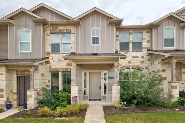 403 Crater Lake Dr, Pflugerville, TX 78660 (#6656360) :: Papasan Real Estate Team @ Keller Williams Realty