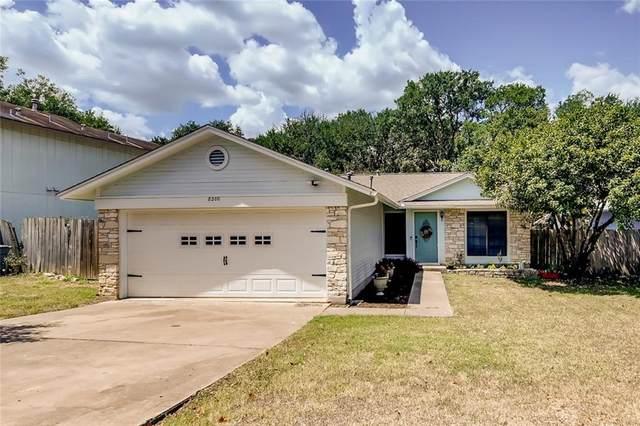 8200 Cattle Dr, Austin, TX 78749 (#6656361) :: Papasan Real Estate Team @ Keller Williams Realty