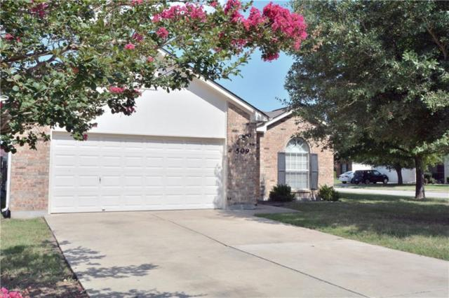 509 Kates Way, Hutto, TX 78634 (#6657564) :: The Perry Henderson Group at Berkshire Hathaway Texas Realty