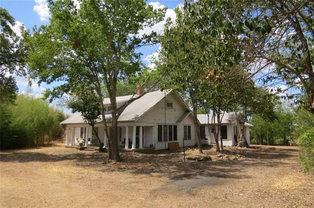 11202 N Farm Road 908, Thorndale, TX 76577 (#6658266) :: Zina & Co. Real Estate