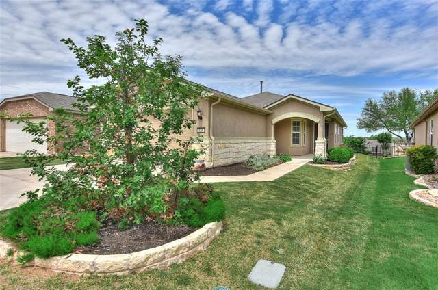 116 Alamosa Creek Ln, Georgetown, TX 78633 (#6661610) :: Realty Executives - Town & Country