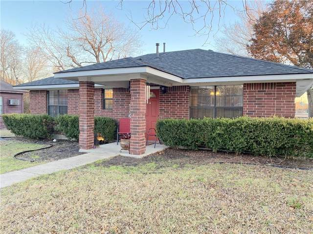 1117 W 3rd St, Taylor, TX 76574 (#6662424) :: Azuri Group | All City Real Estate