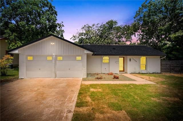 10208 Oak Hollow Cir, Austin, TX 78758 (MLS #6663007) :: The Lugo Group
