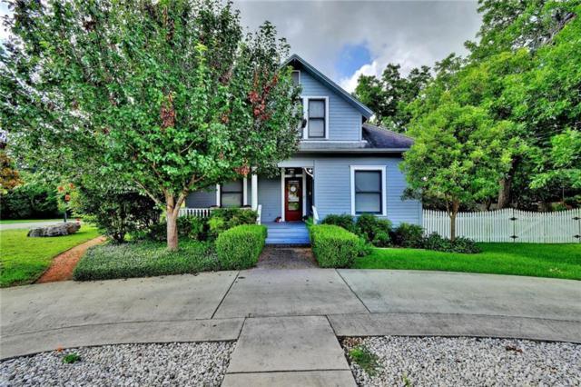 609 E Liberty Ave, Round Rock, TX 78664 (#6663009) :: Papasan Real Estate Team @ Keller Williams Realty