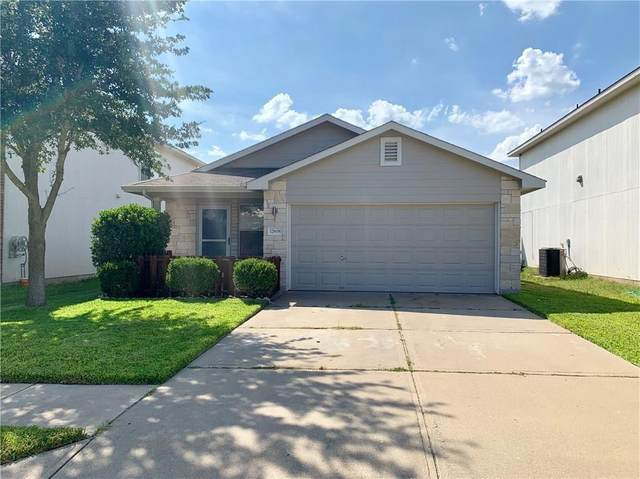 12808 Saint Mary Dr, Manor, TX 78653 (#6663767) :: Azuri Group | All City Real Estate