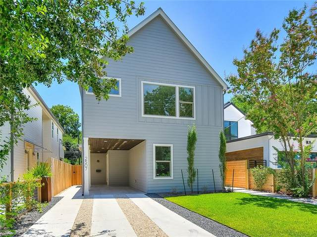 2507 E 4th St, Austin, TX 78702 (#6666454) :: The Summers Group