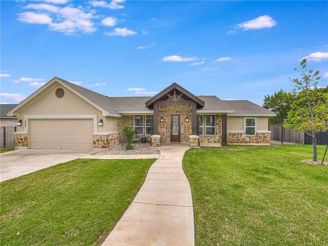 3004 Drake Cv, Lago Vista, TX 78645 (#6666563) :: First Texas Brokerage Company