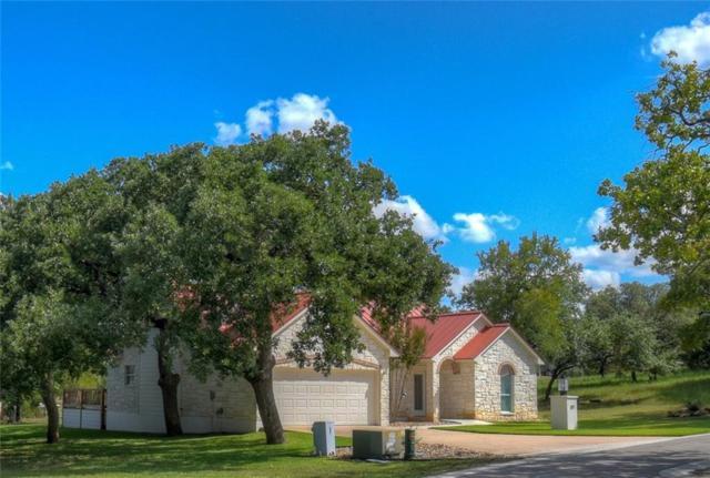107 Amethyst, Horseshoe Bay, TX 78657 (#6667540) :: Amanda Ponce Real Estate Team