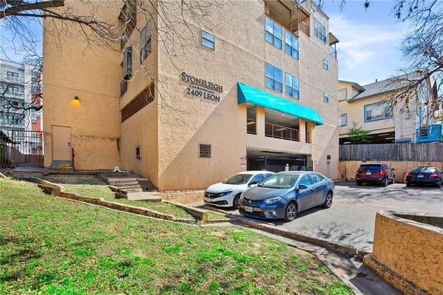2409 Leon St #101, Austin, TX 78705 (#6669075) :: Green City Realty