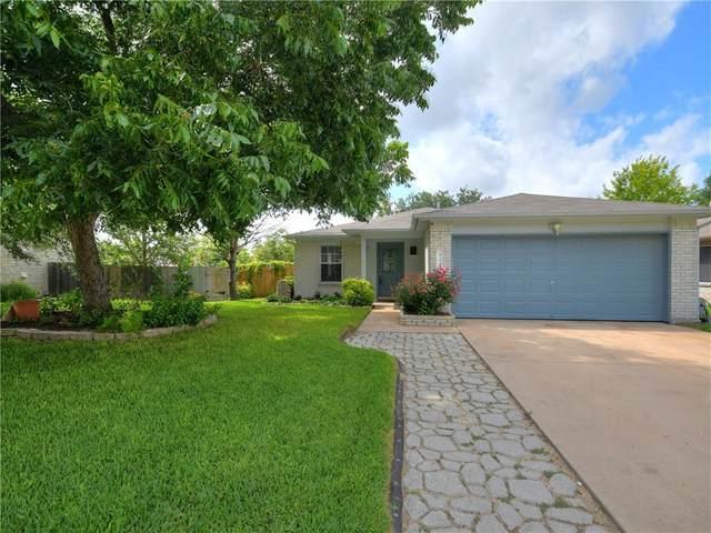 829 Satellite Vw, Round Rock, TX 78665 (#6669127) :: Papasan Real Estate Team @ Keller Williams Realty