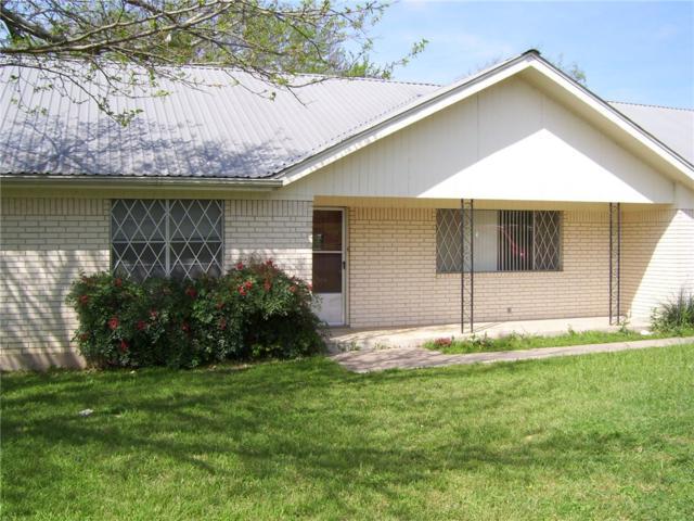 802 N Hill St, Burnet, TX 78611 (#6670656) :: 12 Points Group