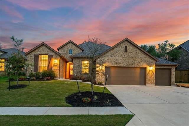 2504 Belen Dr, Leander, TX 78641 (#6671483) :: Papasan Real Estate Team @ Keller Williams Realty