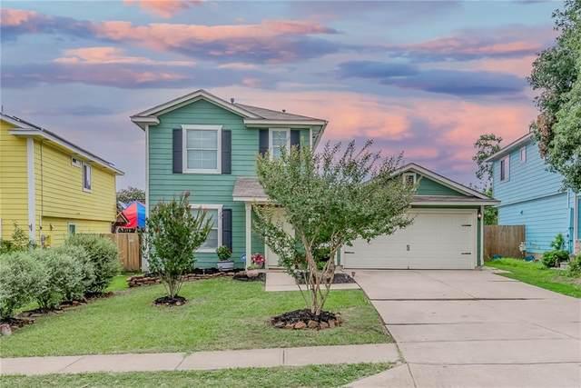 12209 Briarcreek Loop, Manor, TX 78653 (#6674945) :: Zina & Co. Real Estate