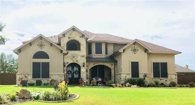 2008 Harvest Dr, Nolanville, TX 76559 (MLS #6679402) :: Vista Real Estate