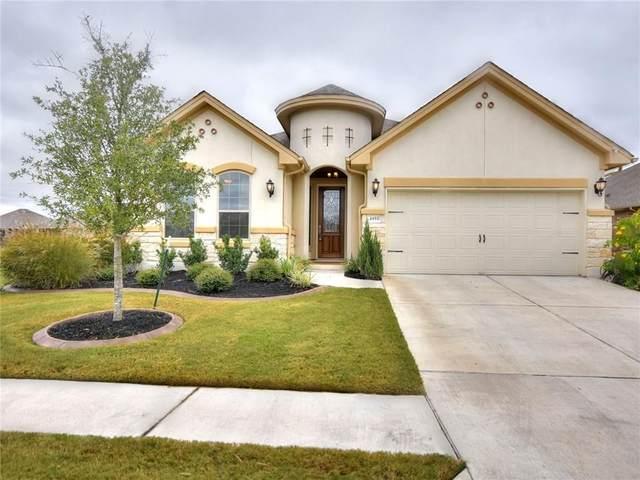 4955 Fiore Trl, Round Rock, TX 78665 (#6679783) :: Papasan Real Estate Team @ Keller Williams Realty