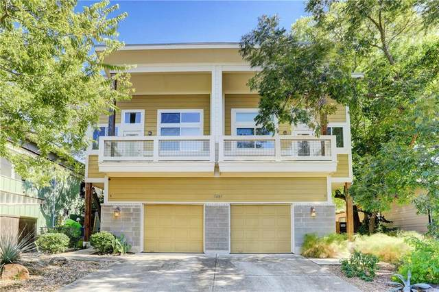 5405 Woodrow Ave B, Austin, TX 78756 (MLS #6683549) :: Green Residential