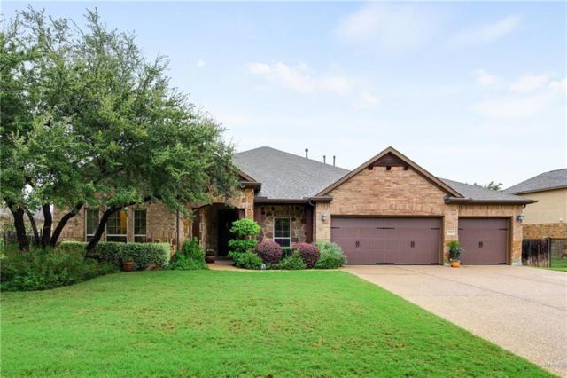 3900 Arrow Wood Rd, Cedar Park, TX 78613 (#6685343) :: The ZinaSells Group