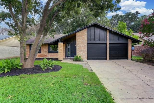 1103 Red Cliff Dr, Austin, TX 78758 (#6685955) :: Papasan Real Estate Team @ Keller Williams Realty