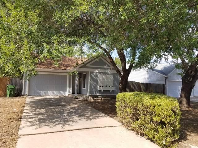 609 Hamilton Creek Dr, Burnet, TX 78611 (#6687385) :: Watters International