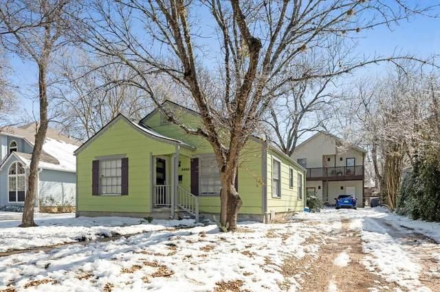 4405 Shoalwood Ave, Austin, TX 78756 (#6691627) :: Ben Kinney Real Estate Team
