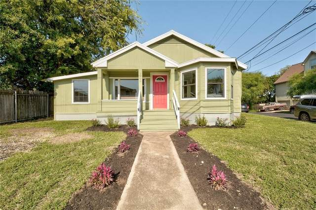 3900 Wadford St, Austin, TX 78704 (MLS #6691828) :: Brautigan Realty