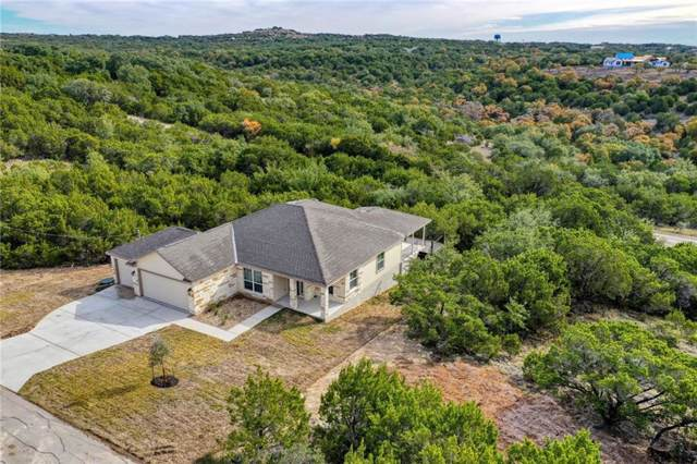 20609 Falcon, Lago Vista, TX 78645 (MLS #6692533) :: Vista Real Estate