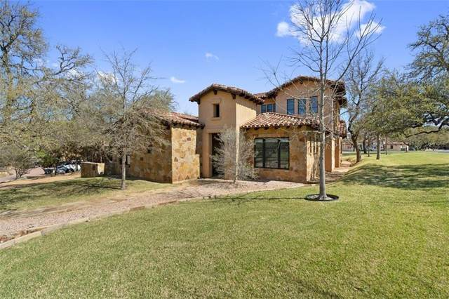 100 Alameda Ave, Horseshoe Bay, TX 78657 (#6693261) :: ORO Realty